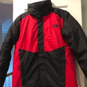 The North Face Two in one Jacket